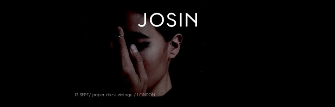 Josin tickets