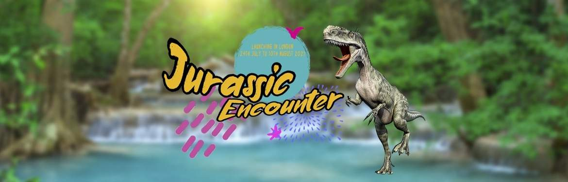 Jurassic Encounter tickets