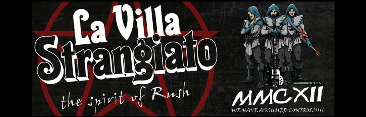 La Villa Strangiato - The Spirit Of Rush tickets