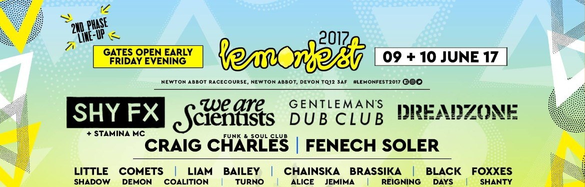 Lemonfest 2017 tickets