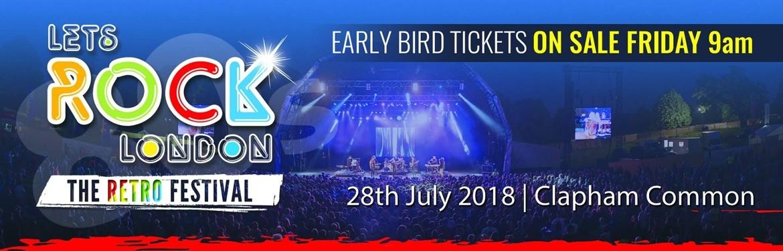 Let's Rock London! tickets