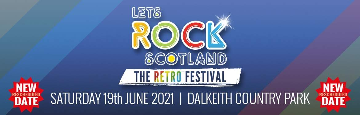 Let's Rock Scotland tickets