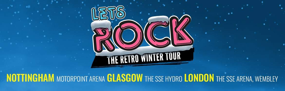 Let's Rock The Retro Winter Tour