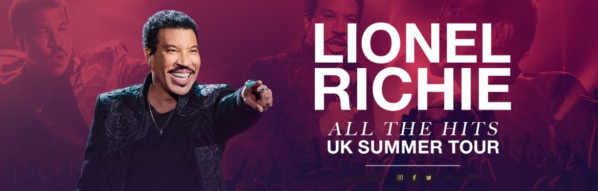 Lionel Richie tickets