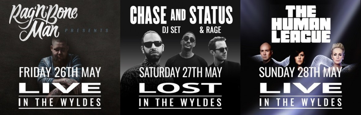 Live In The Wyldes tickets