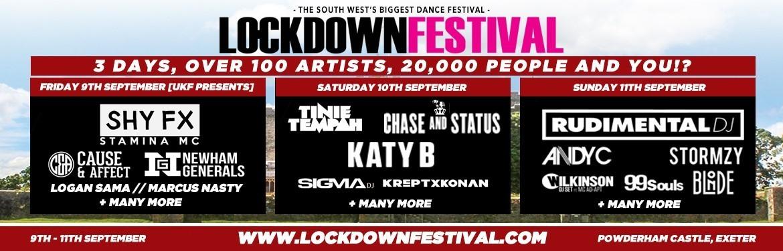 Lockdown Festival
