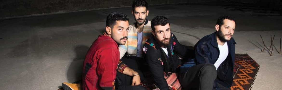 Mashrou Leila tickets