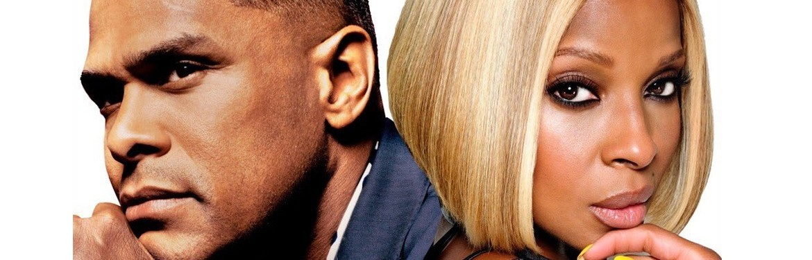 Maxwell and Mary J Blige