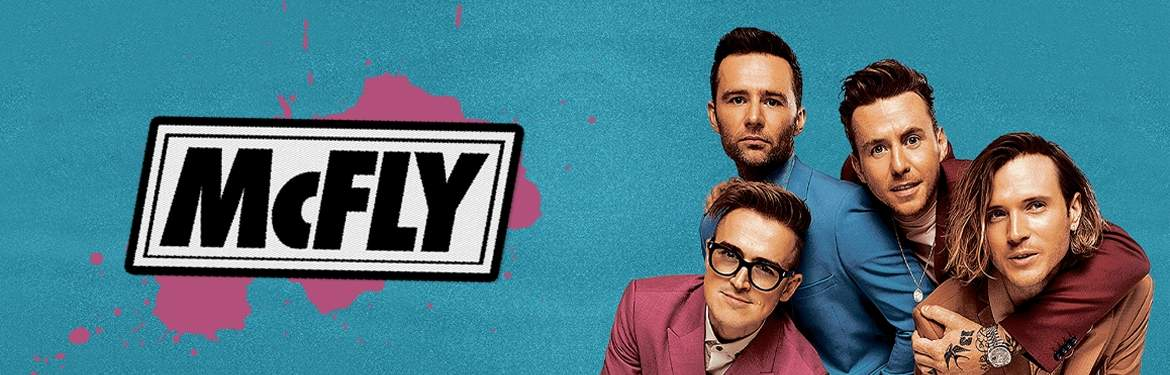 McFly tickets