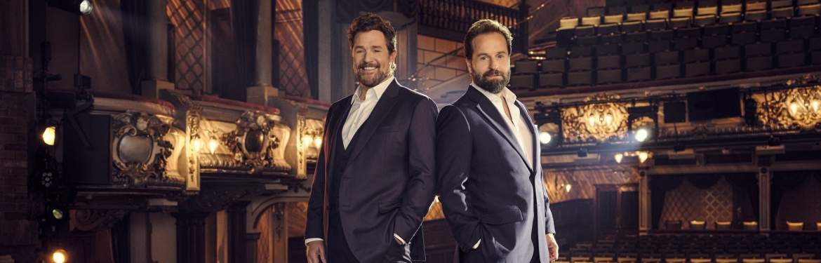 Michael Ball & Alfie Boe tickets