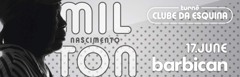 Milton Nascimento tickets