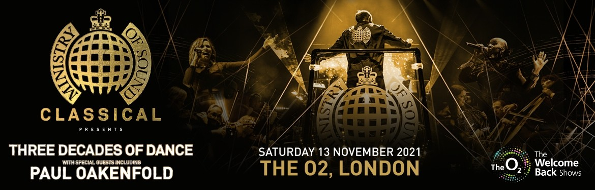 Ministry of Sound Classical tickets