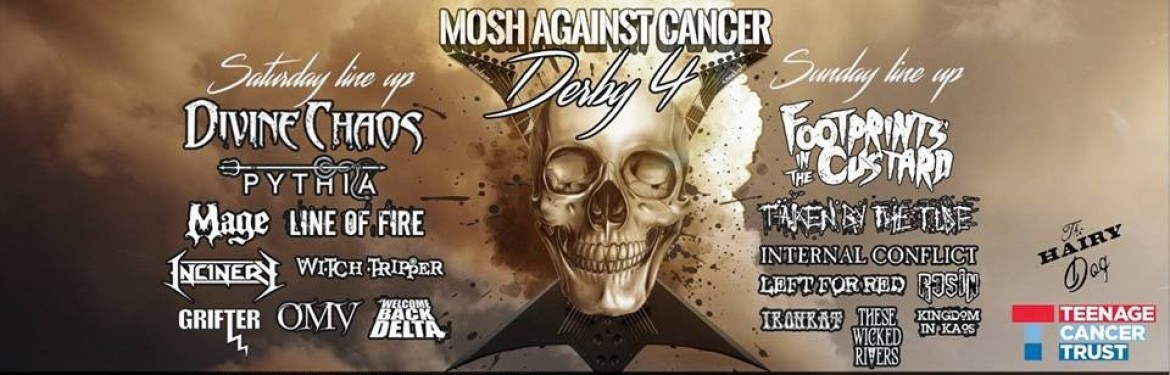 Mosh Against Cancer (Day 1) tickets