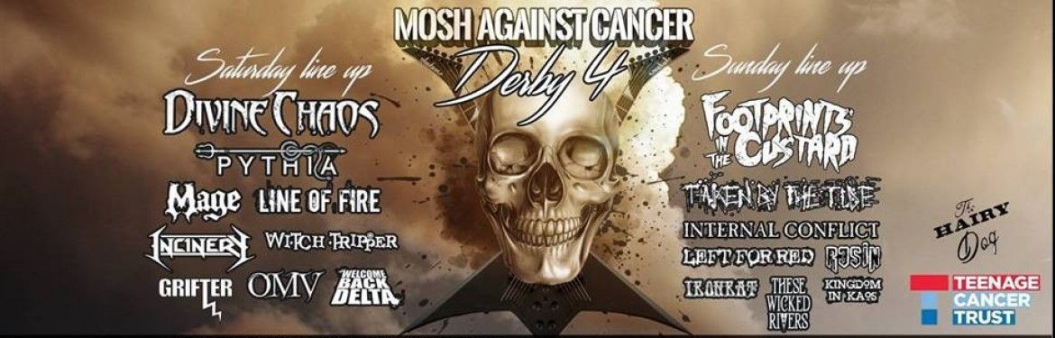 Mosh Against Cancer (Day 2) tickets