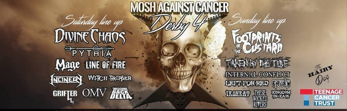 Mosh Against Cancer (Full Weekend) tickets