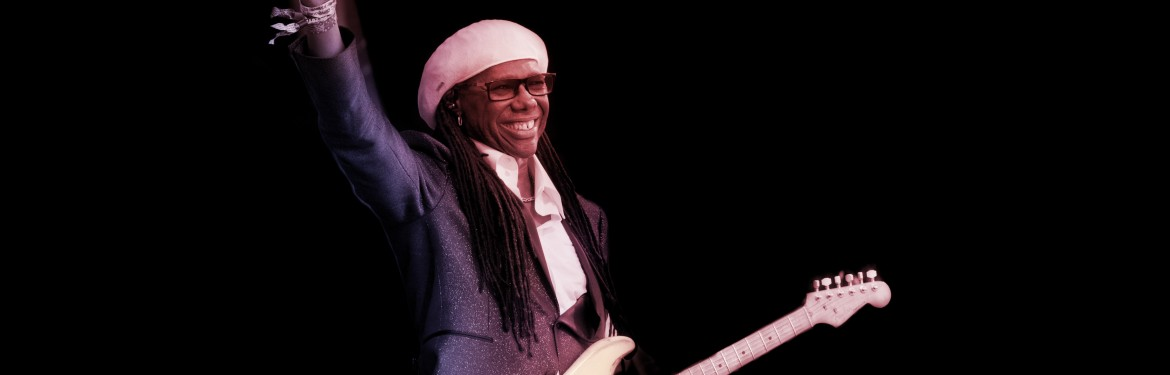 Nile Rodgers & Chic tickets