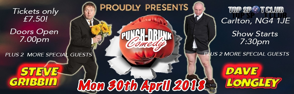 Punch-Drunk Comedy tickets