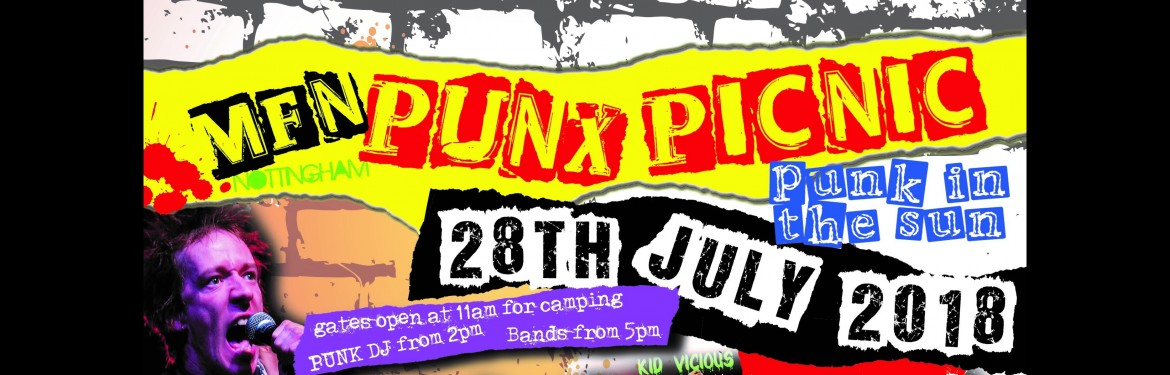 Punx Picnic  tickets