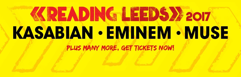 Reading Festival tickets
