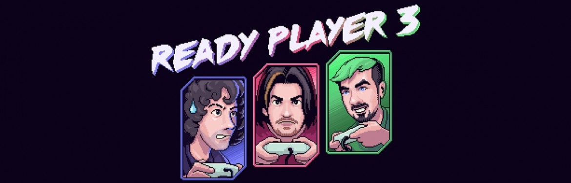 Ready Player 3 tickets