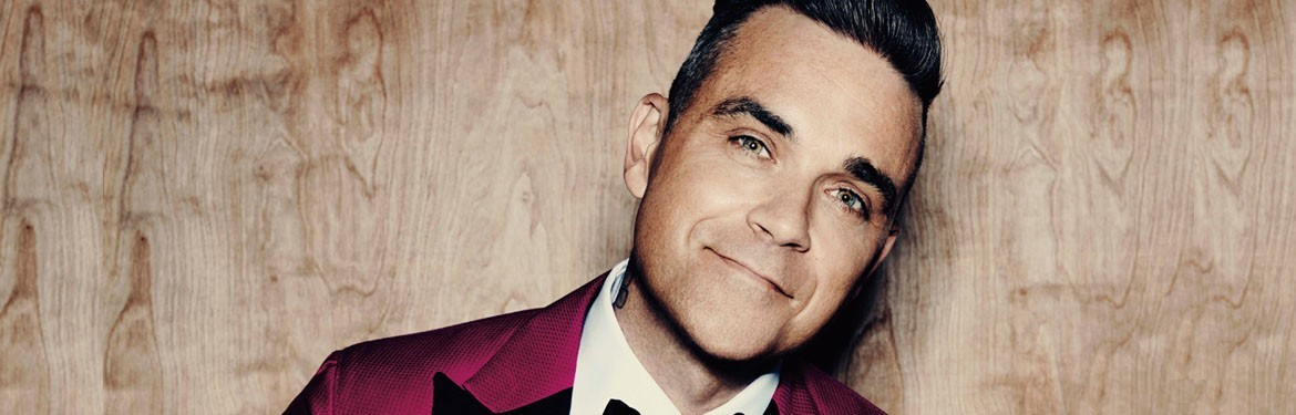 Robbie Williams tickets