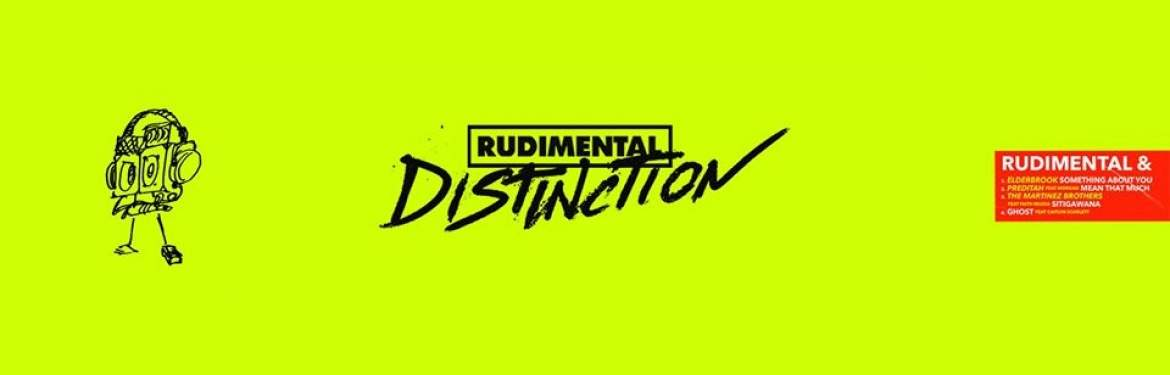 Rudimental DJ tickets