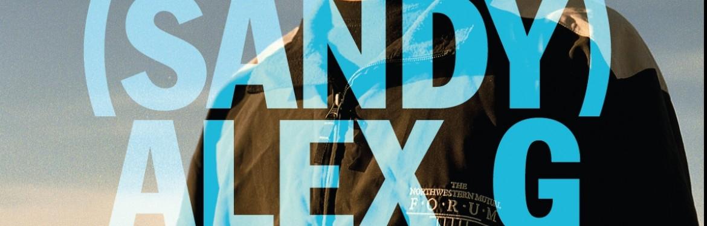 (Sandy) Alex G tickets