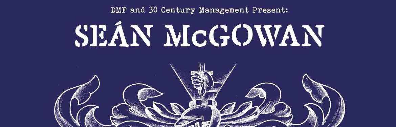 Sean McGowan tickets