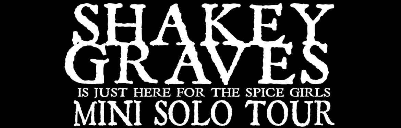 Shakey Graves tickets