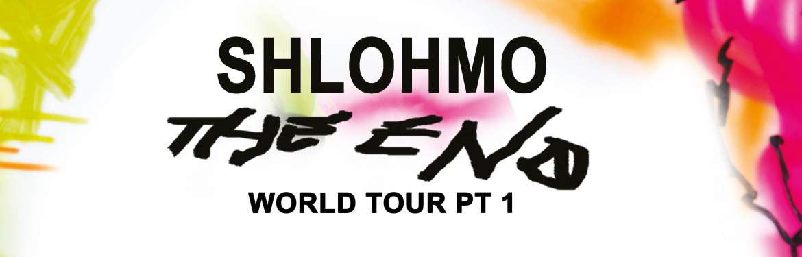 Shlohmo tickets