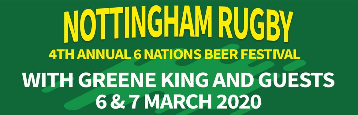 Six Nations Beer Festival tickets