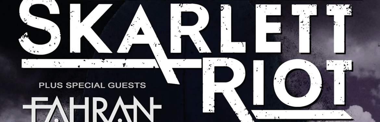 Skarlett Riot tickets
