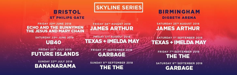 Skyline Series tickets