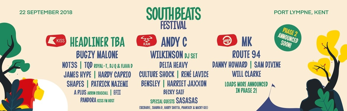 Southbeats tickets
