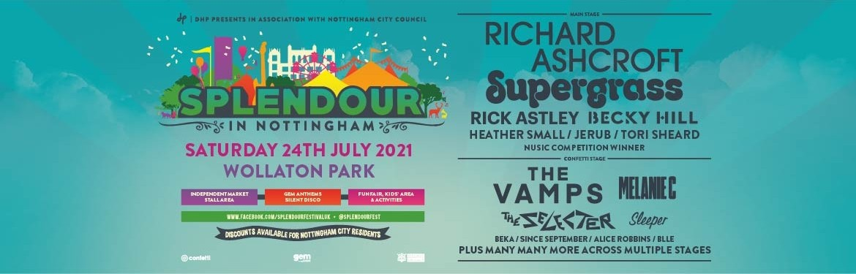 Splendour Festival tickets