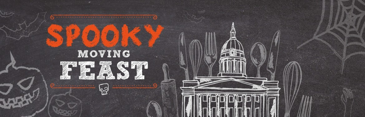 Spooky Moving Feasts tickets