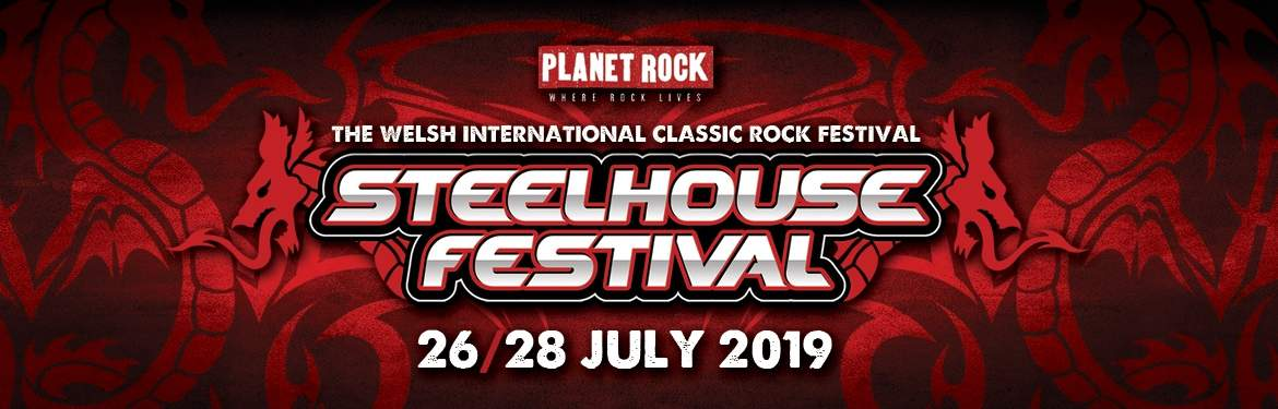 Steelhouse Festival tickets