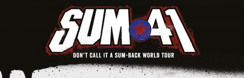 Sum 41 tickets