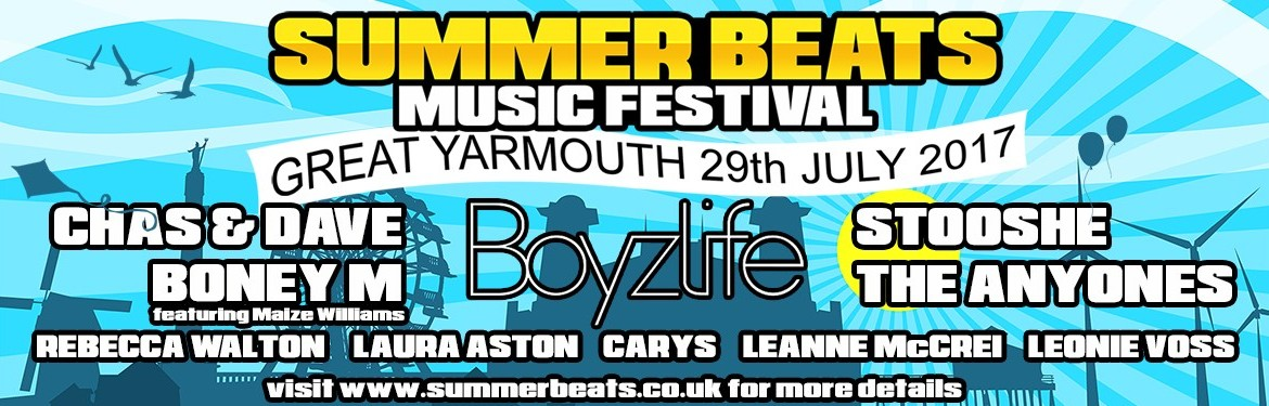 Summer Beats tickets