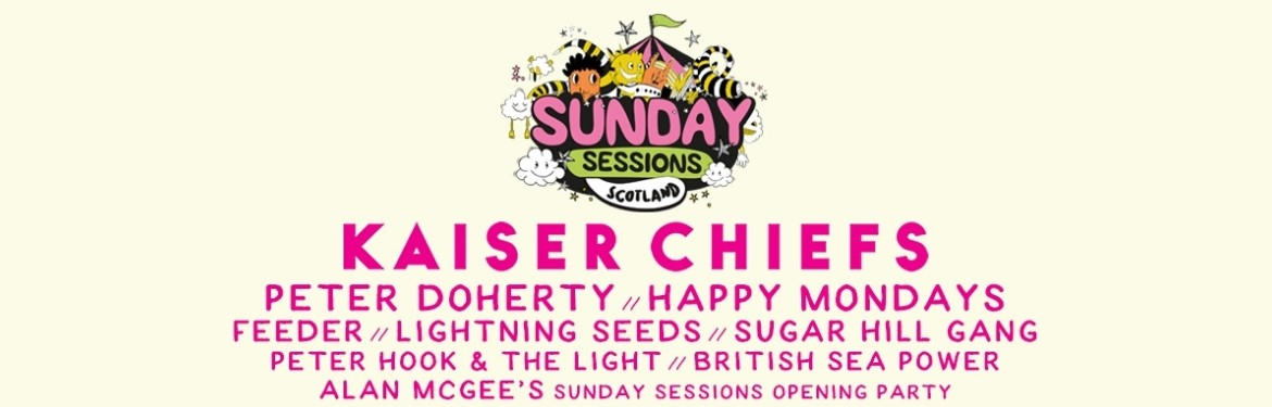 Sunday Sessions tickets