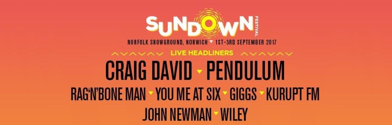Sundown Festival tickets