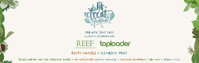 The Big Retreat Festival tickets