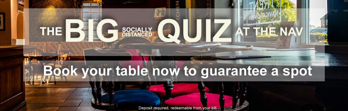 The Big Socially Distanced Quiz up in a Brewery with Fothers tickets