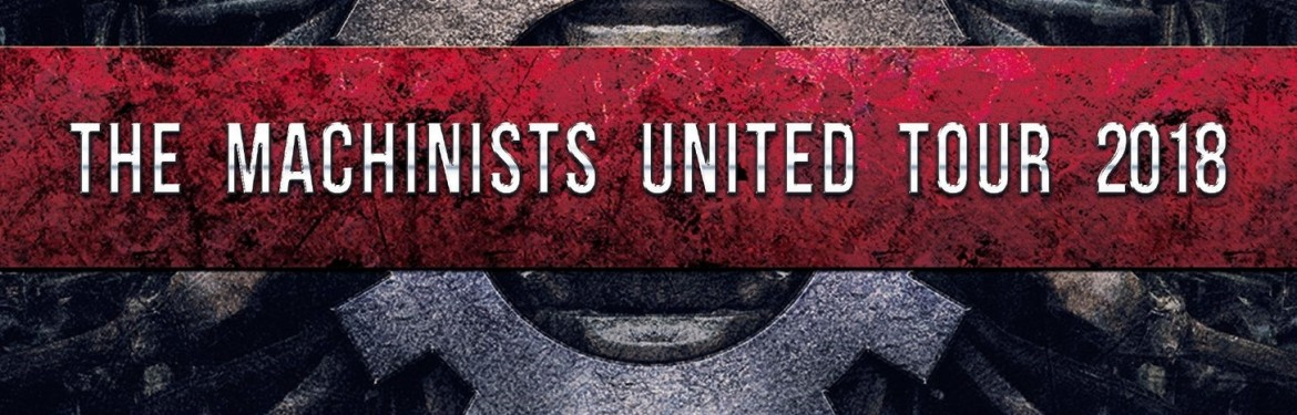 The Machinists United tickets