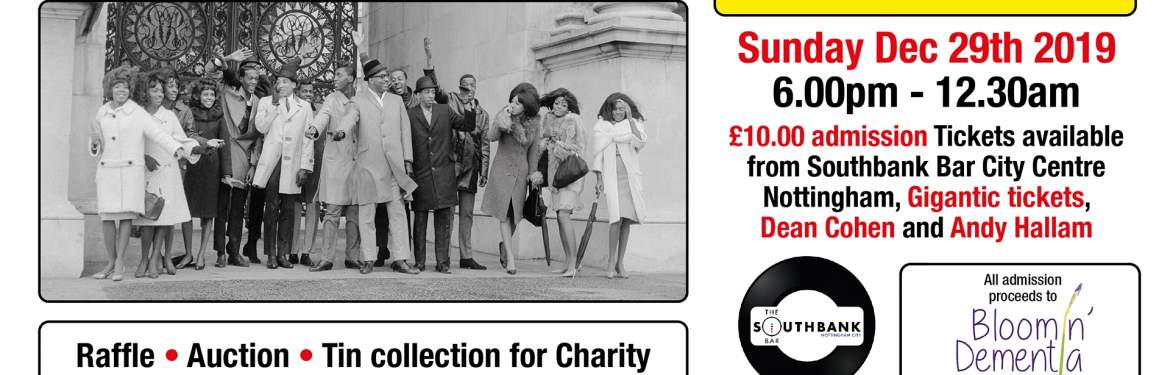 The Motown 60th Birthday Party Fundraiser tickets