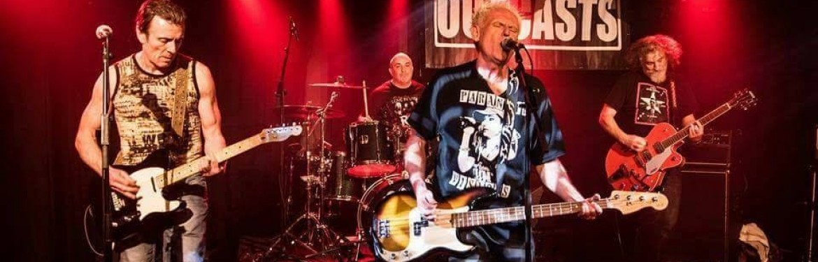 The Outcasts return to New Cross Inn tickets