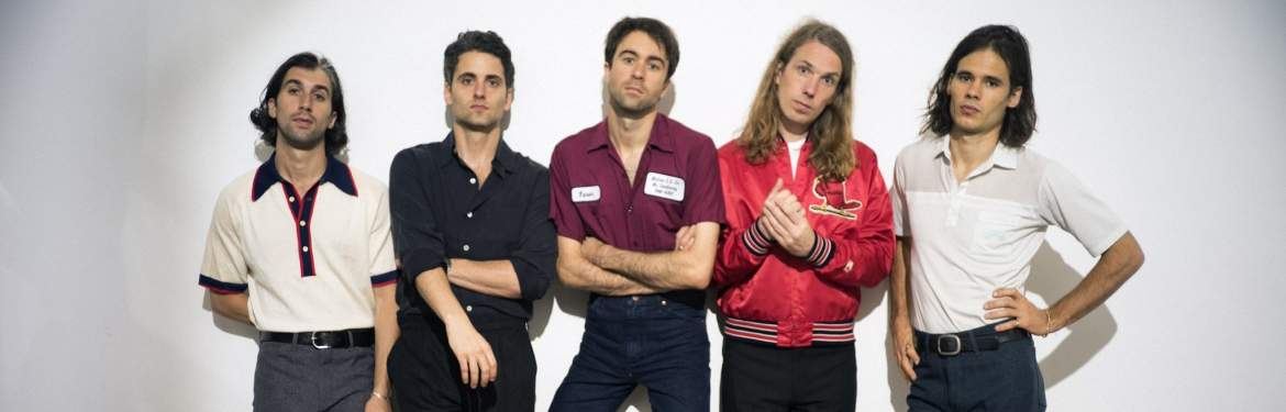 The Vaccines tickets