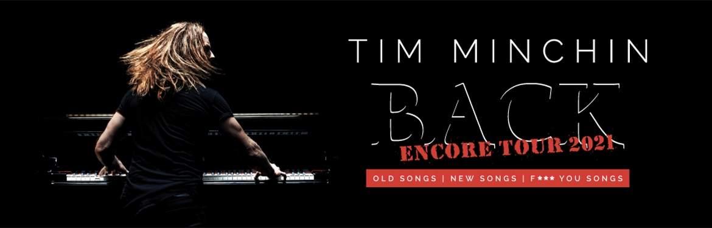 Tim Minchin tickets