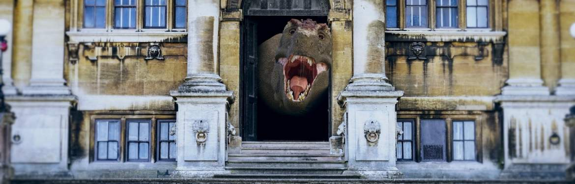 TITUS: T.Rex is King Exhibition
