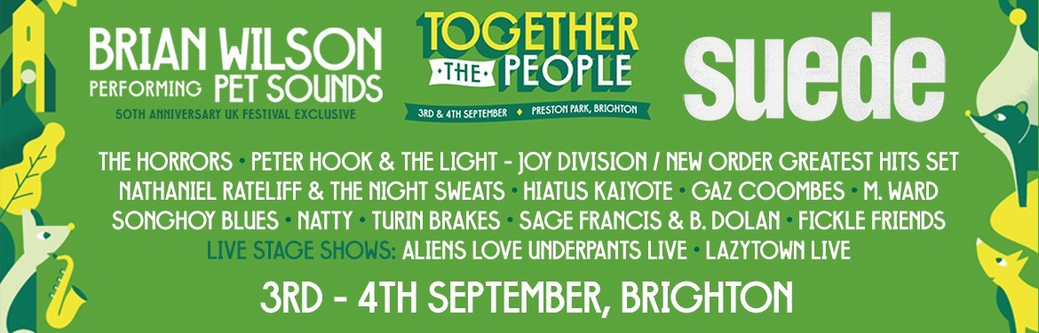 Together The People tickets